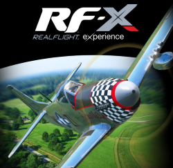 Realflight RF-X Simulator Version 1.00