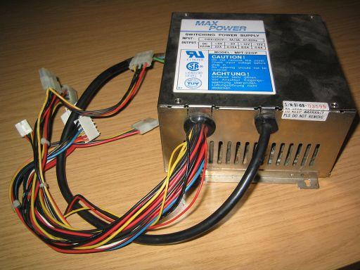 Umbau PC AT Netzteil als 12V Gleichspannungsnetzteil | Mario ...